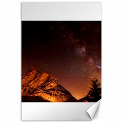 Italy Night Evening Stars Canvas 20  X 30