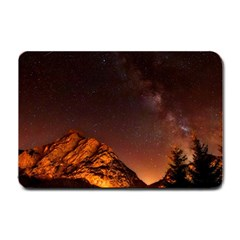 Italy Night Evening Stars Small Doormat