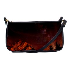 Italy Night Evening Stars Shoulder Clutch Bags