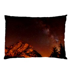 Italy Night Evening Stars Pillow Case (two Sides)