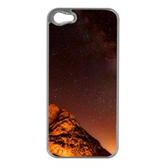 Italy Night Evening Stars Apple Iphone 5 Case (silver)