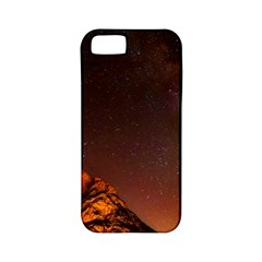 Italy Night Evening Stars Apple Iphone 5 Classic Hardshell Case (pc+silicone)