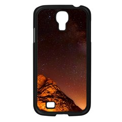 Italy Night Evening Stars Samsung Galaxy S4 I9500/ I9505 Case (black)