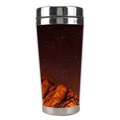 Italy Night Evening Stars Stainless Steel Travel Tumblers