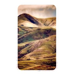 Iceland Mountains Sky Clouds Memory Card Reader