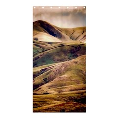 Iceland Mountains Sky Clouds Shower Curtain 36  X 72  (stall)