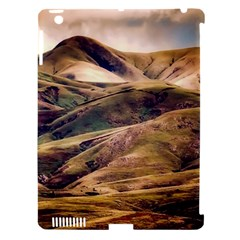 Iceland Mountains Sky Clouds Apple Ipad 3/4 Hardshell Case (compatible With Smart Cover)