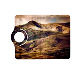Iceland Mountains Sky Clouds Kindle Fire Hd (2013) Flip 360 Case