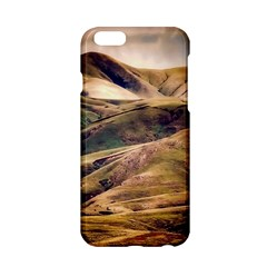 Iceland Mountains Sky Clouds Apple Iphone 6/6s Hardshell Case