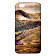 Iceland Mountains Sky Clouds Iphone 6 Plus/6s Plus Tpu Case
