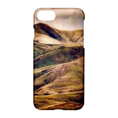 Iceland Mountains Sky Clouds Apple Iphone 7 Hardshell Case