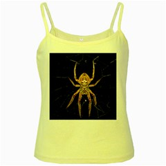 Insect Macro Spider Colombia Yellow Spaghetti Tank