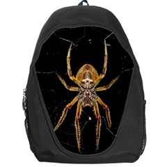 Insect Macro Spider Colombia Backpack Bag