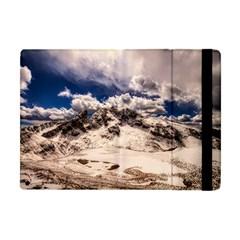 Italy Landscape Mountains Winter Apple Ipad Mini Flip Case