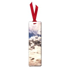 Italy Landscape Mountains Winter Small Book Marks