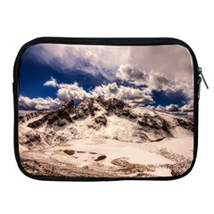 Italy Landscape Mountains Winter Apple Ipad 2/3/4 Zipper Cases