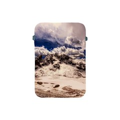 Italy Landscape Mountains Winter Apple Ipad Mini Protective Soft Cases