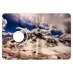 Italy Landscape Mountains Winter Kindle Fire Hdx Flip 360 Case