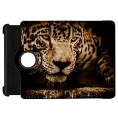 Jaguar Water Stalking Eyes Kindle Fire Hd 7