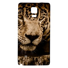 Jaguar Water Stalking Eyes Galaxy Note 4 Back Case