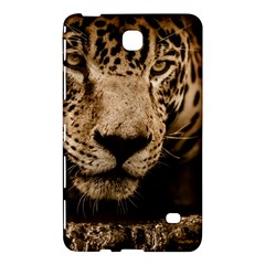Jaguar Water Stalking Eyes Samsung Galaxy Tab 4 (8 ) Hardshell Case
