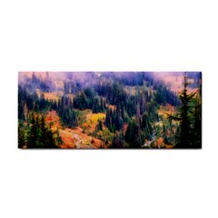 Landscape Fog Mist Haze Forest Cosmetic Storage Cases