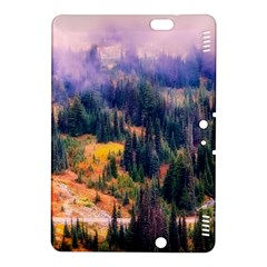 Landscape Fog Mist Haze Forest Kindle Fire Hdx 8 9  Hardshell Case