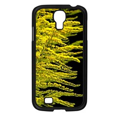 Golden Rod Gold Diamond Samsung Galaxy S4 I9500/ I9505 Case (black)