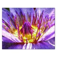 Flower Blossom Bloom Nature Rectangular Jigsaw Puzzl