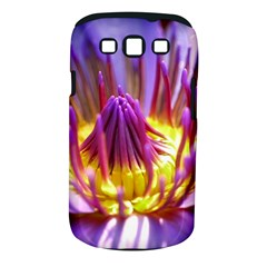 Flower Blossom Bloom Nature Samsung Galaxy S Iii Classic Hardshell Case (pc+silicone)