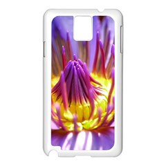 Flower Blossom Bloom Nature Samsung Galaxy Note 3 N9005 Case (white)