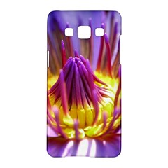 Flower Blossom Bloom Nature Samsung Galaxy A5 Hardshell Case