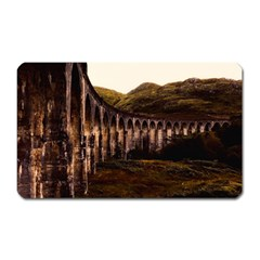 Viaduct Structure Landmark Historic Magnet (rectangular)