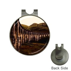 Viaduct Structure Landmark Historic Hat Clips With Golf Markers