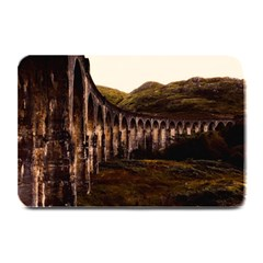 Viaduct Structure Landmark Historic Plate Mats