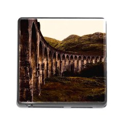 Viaduct Structure Landmark Historic Memory Card Reader (square)