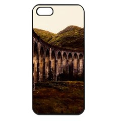Viaduct Structure Landmark Historic Apple Iphone 5 Seamless Case (black)