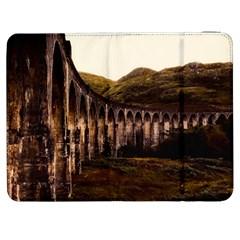 Viaduct Structure Landmark Historic Samsung Galaxy Tab 7  P1000 Flip Case