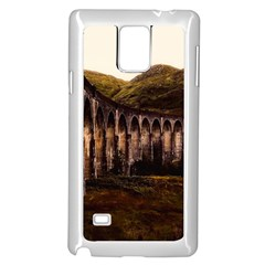 Viaduct Structure Landmark Historic Samsung Galaxy Note 4 Case (white)