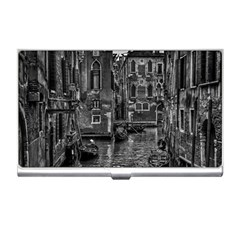 Venice Italy Gondola Boat Canal Business Card Holders