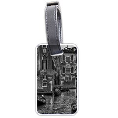 Venice Italy Gondola Boat Canal Luggage Tags (one Side)