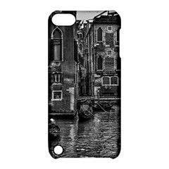 Venice Italy Gondola Boat Canal Apple Ipod Touch 5 Hardshell Case With Stand