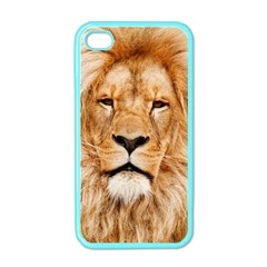 Africa African Animal Cat Close Up Apple Iphone 4 Case (color)