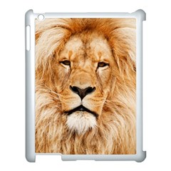 Africa African Animal Cat Close Up Apple Ipad 3/4 Case (white)