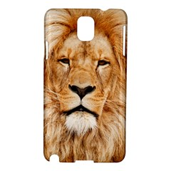 Africa African Animal Cat Close Up Samsung Galaxy Note 3 N9005 Hardshell Case