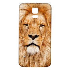 Africa African Animal Cat Close Up Samsung Galaxy S5 Back Case (white)
