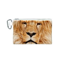 Africa African Animal Cat Close Up Canvas Cosmetic Bag (s)