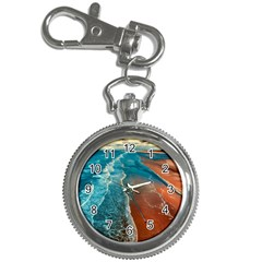 Sea Ocean Coastline Coast Sky Key Chain Watches