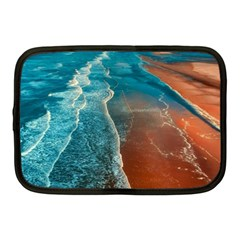 Sea Ocean Coastline Coast Sky Netbook Case (medium)
