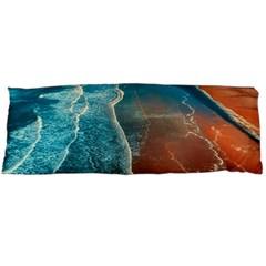 Sea Ocean Coastline Coast Sky Body Pillow Case (dakimakura)